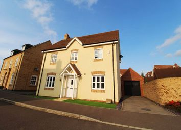 Thumbnail 3 bed detached house for sale in Stedeham Road, Biddenham, Bedford