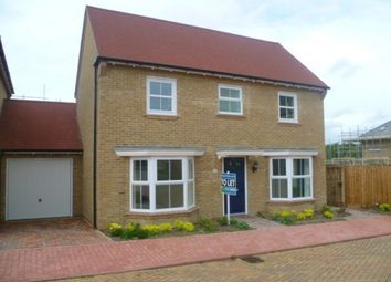 Thumbnail 3 bed detached house to rent in Allington Rise, Sherfield-On-Loddon, Hook
