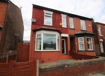 Thumbnail 3 bed semi-detached house for sale in Parrin Lane, Eccles, Manchester