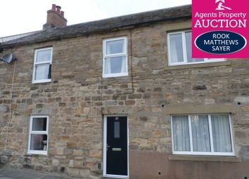 Thumbnail 2 bed terraced house for sale in West Street, Belford