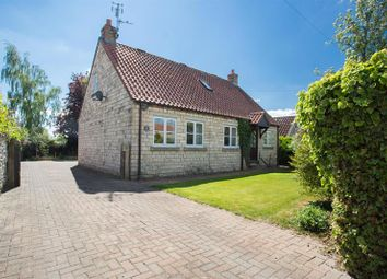 Thumbnail 3 bed detached house for sale in Cliff Road, Wrelton, Pickering