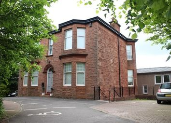 Thumbnail 2 bed flat to rent in Grahamshill Street, Airdrie