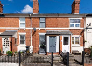 Thumbnail 2 bed terraced house for sale in Eign Road, St. James, Hereford