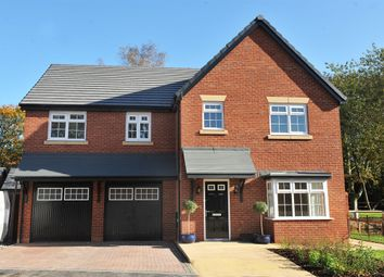 "Thumbnail 6 bed detached house for sale in ""The Turner"" at Lightfoot Green Lane, Lightfoot Green, Preston"