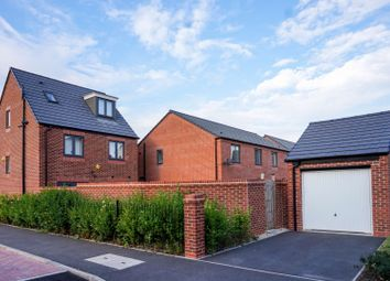 Thumbnail 4 bedroom detached house for sale in Northolt Drive, Ettingshall Place, Wolverhampton