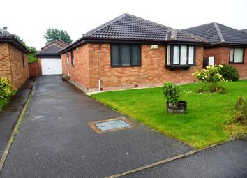 Thumbnail 3 bed bungalow to rent in Allott Close, Ravenfield, Rotherham