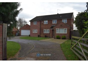 Thumbnail 5 bed detached house to rent in Toll Bar Road, Marston, Grantham