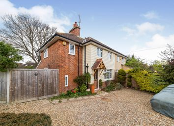 Thumbnail 3 bed semi-detached house for sale in West Way, Crawley