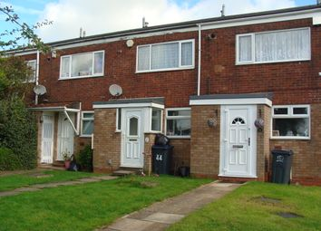 Thumbnail 2 bedroom terraced house to rent in Charnwood Close, Rubery, Birmingham