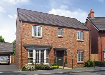"Thumbnail 4 bedroom detached house for sale in ""The Winchester"" at Hartburn, Morpeth"