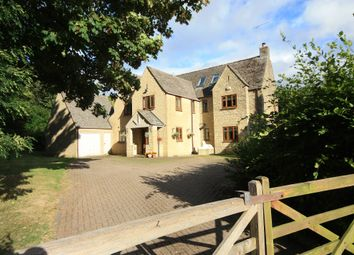 Thumbnail 5 bed detached house for sale in The Avenue, Stanton Fitzwarren