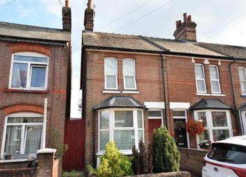 Thumbnail 2 bedroom terraced house for sale in Sunnyside Road, Chesham