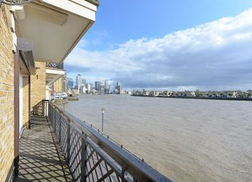 Thumbnail 2 bedroom flat for sale in Old Sun Wharf, Limehouse