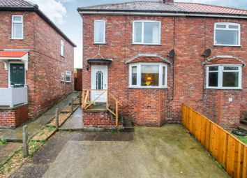 Thumbnail 3 bed semi-detached house for sale in Driffield Road, Langtoft, Driffield