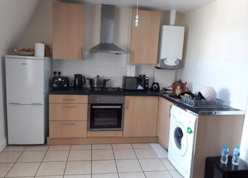 Thumbnail 1 bed flat to rent in Bank Buildings, Harlesden, London