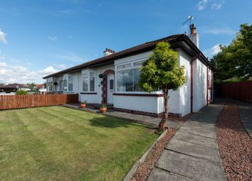 Thumbnail 2 bed bungalow for sale in Kinarvie Road, Glasgow