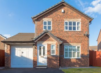 Thumbnail 3 bed detached house for sale in The Clough, Garswood