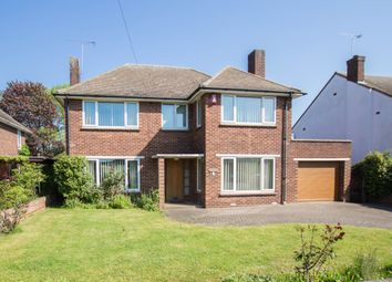 Thumbnail 4 bed detached house for sale in Kinnaird Way, Cambridge
