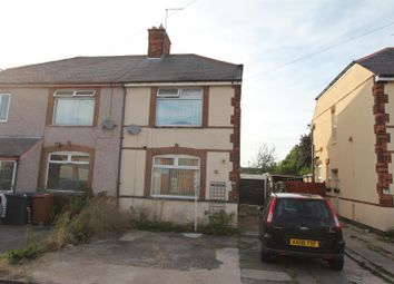 Thumbnail 2 bed semi-detached house for sale in Kingsfield Road, Barwell, Leicester