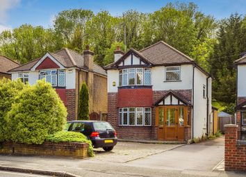 Thumbnail 4 bedroom detached house for sale in Chaldon Way, Coulsdon