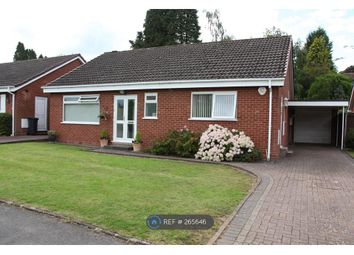 Thumbnail 2 bed bungalow to rent in Marsland Road, Solihull