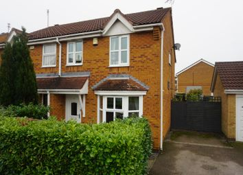 3 bed semi-detached house for sale in Galahad Close, Leicester Forest East LE3