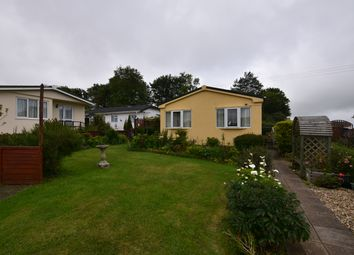 Thumbnail 2 bed mobile/park home for sale in Enys Redenek, Camborne