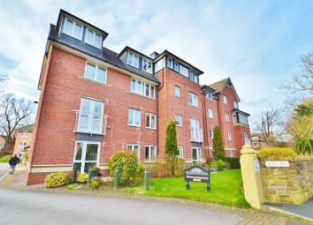 Thumbnail 2 bed flat for sale in Manor Avenue, Urmston, Manchester