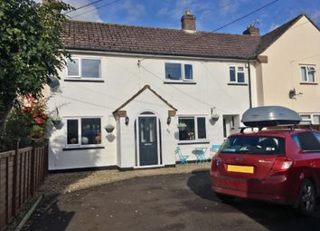 Thumbnail 2 bed terraced house to rent in Knowle Lane, Wookey, Wells