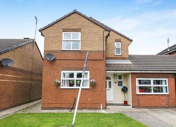 Thumbnail 3 bed detached house for sale in Dunscombe Park, Hull