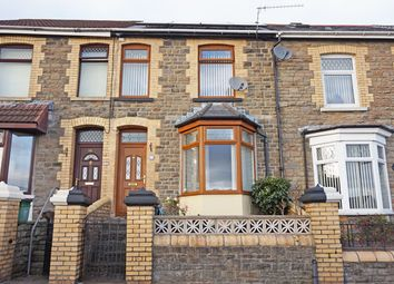 Thumbnail 2 bed terraced house for sale in Tyn-Y-Banwen Road, Edwardsville