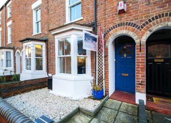Thumbnail 3 bed terraced house to rent in Prospect Road, Banbury