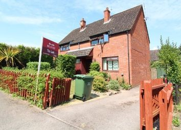 Thumbnail 3 bed flat to rent in Field Grove View, Victoria Park, Hereford