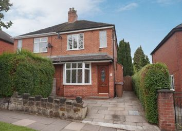 Thumbnail 2 bed semi-detached house to rent in Crossway Road, Sneyd Green, Stoke-On-Trent, Staffordshire