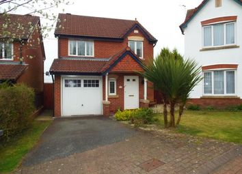 Thumbnail 3 bed detached house for sale in Pochard Rise, Norton, Runcorn