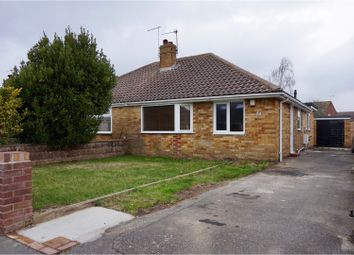 Thumbnail 2 bed semi-detached bungalow for sale in Hazel Road, Bognor Regis