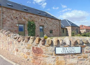 Thumbnail 3 bed barn conversion for sale in Haddington