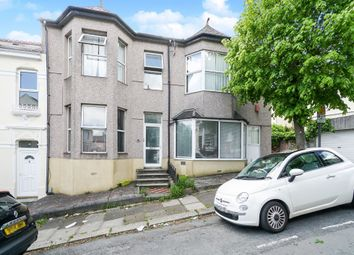 Thumbnail 6 bed terraced house for sale in Seymour Avenue, Lipson, Plymouth
