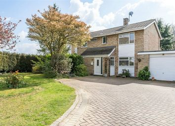 Thumbnail 3 bedroom detached house for sale in Holmewood Crescent, Holme, Peterborough