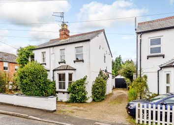 Thumbnail 3 bedroom semi-detached house to rent in Updown Hill, Windlesham, Surrey