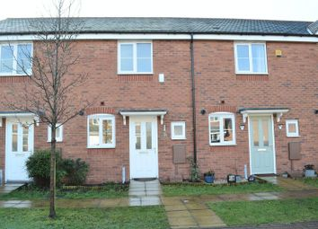 Thumbnail 2 bedroom semi-detached house to rent in Meakin Drive, Woodville, Swadlincote