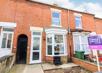 Thumbnail 3 bed terraced house for sale in South Street, Rugby
