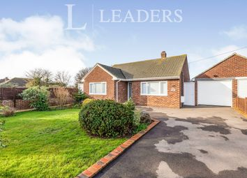 Thumbnail 3 bed bungalow to rent in St. Marys Road, Hayling Island