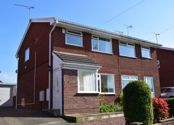 Thumbnail 3 bed semi-detached house to rent in 19 Mercer Way, Saltney, Chester CH4 8Db