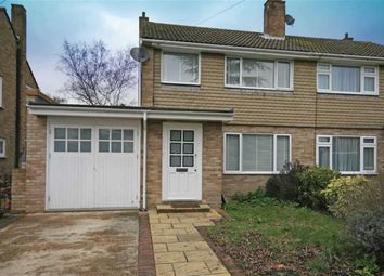 Thumbnail 2 bed semi-detached house to rent in Albury Close, Hampton