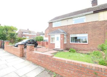 Thumbnail 3 bedroom semi-detached house for sale in Keats Avenue, Boldon Colliery