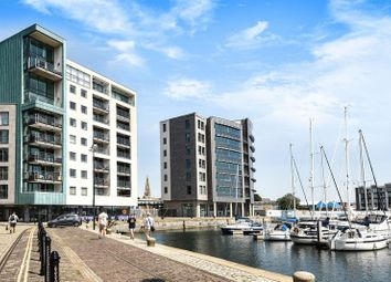 Thumbnail 2 bed flat for sale in Harbour Avenue, Plymouth