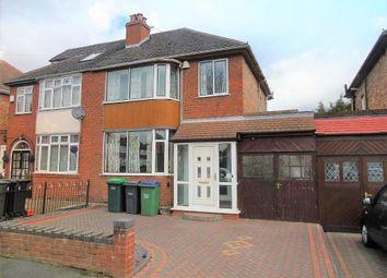 Thumbnail 3 bedroom semi-detached house for sale in Riverway, Wednesbury, West Midlands
