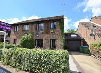 Thumbnail 3 bed semi-detached house for sale in Monument Road, Weybridge