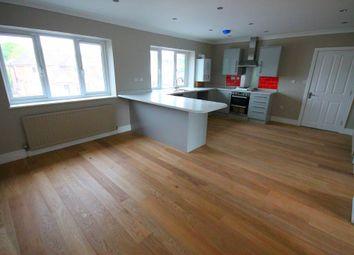 Thumbnail 2 bed flat to rent in Mytchett Road, Mytchett, Camberley
